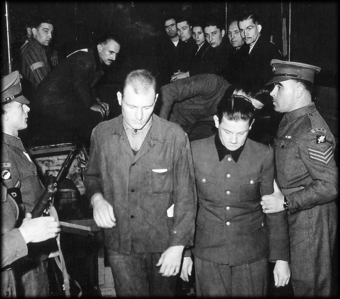 Obersturmführer Franz Hössler/Hoessler/Hößler/Hessler Daily Mirror