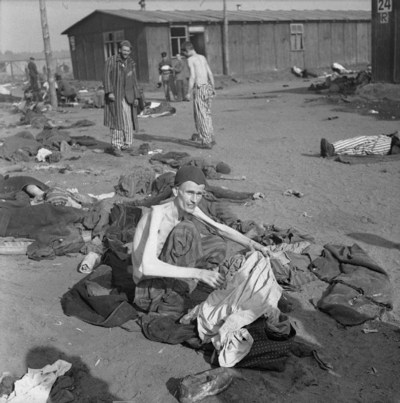 Belsen 1945